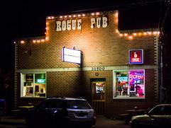 Front of Rogue Brew pub