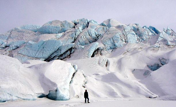 Matanuska Glacier