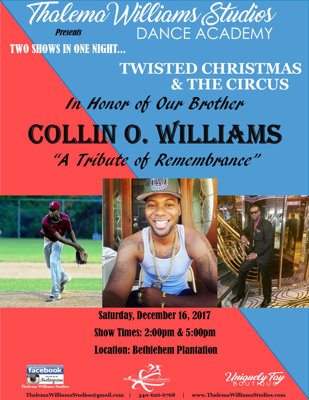 Collin Tribute