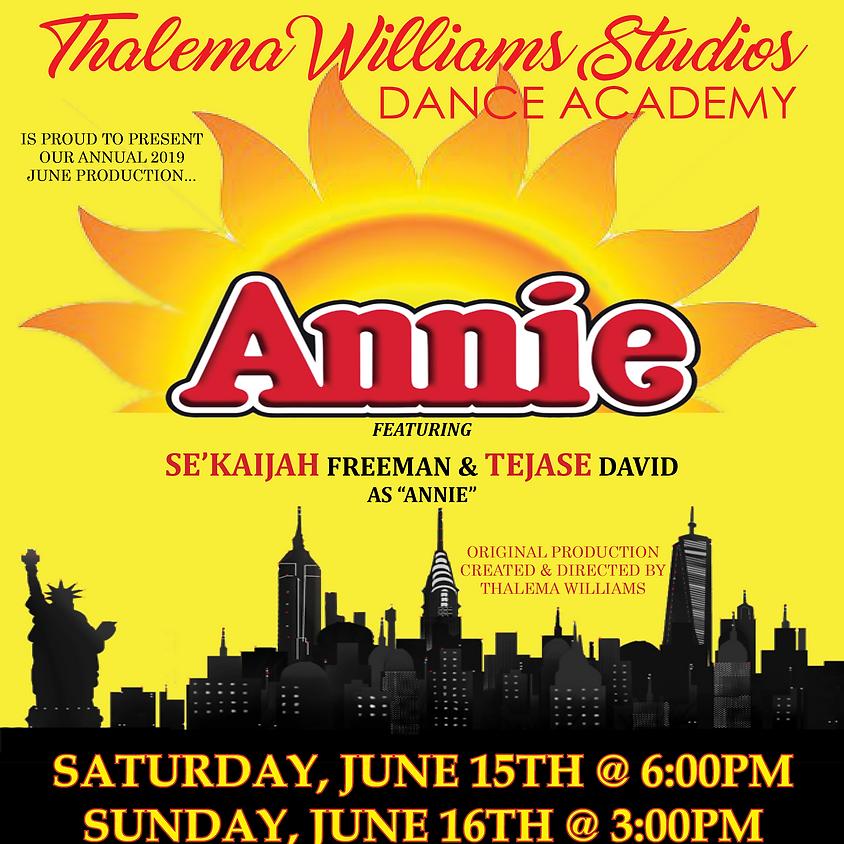 Annie Production