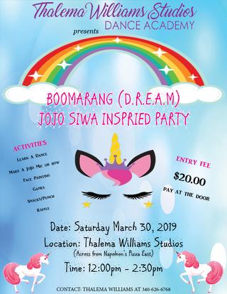JoJo Party 2019