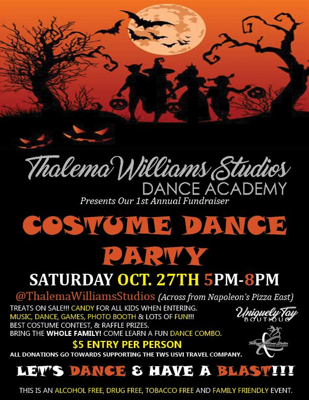 TWS Costume Dance Party