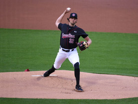 Sanders dominates on the mound as South Carolina defeats The Citadel