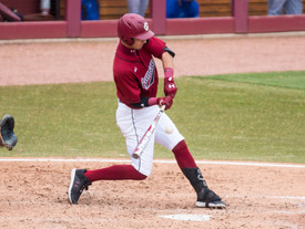 Gamecocks' hot hitting leads to sweep over Florida