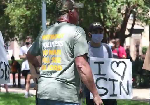 Organized Hate Speech on Davis Field Sparks Student Protest | SGTV News 4