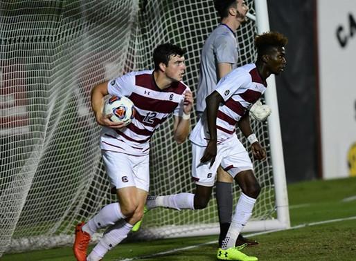 Gamecocks Men's Soccer Falls Short to Georgia State