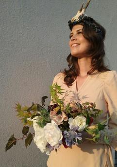 Seasonal Wedding flowers June