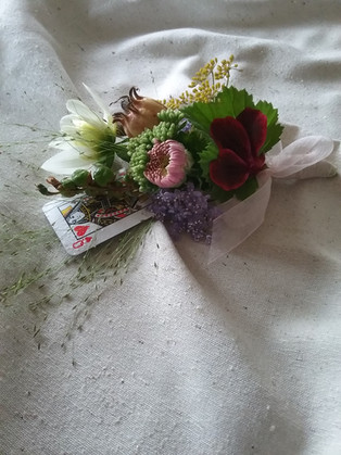 Buttonholes & corsages Wildly Beautiful Flowers