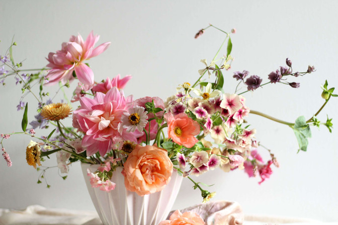 Wildly Beautiful Flowers Summer wedding