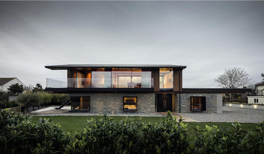 Silver House Exterior