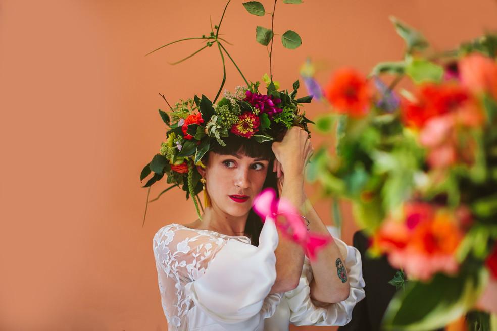 Wildly Beautiful Flowers  Flower Crowns