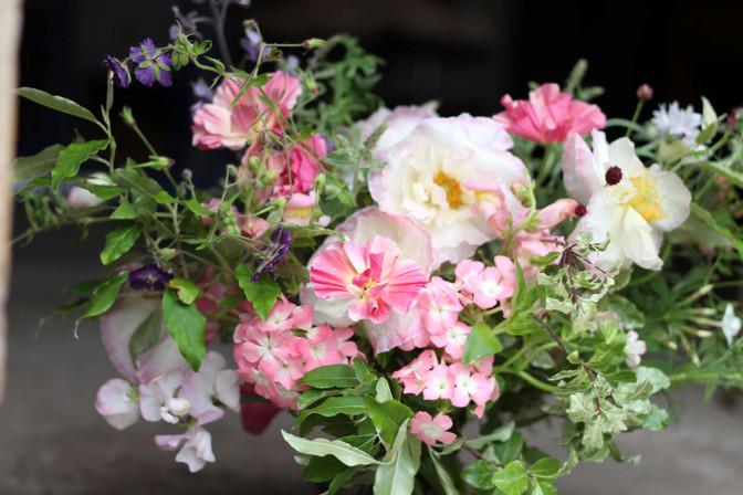Wildly Beautiful Flowers July bouquet