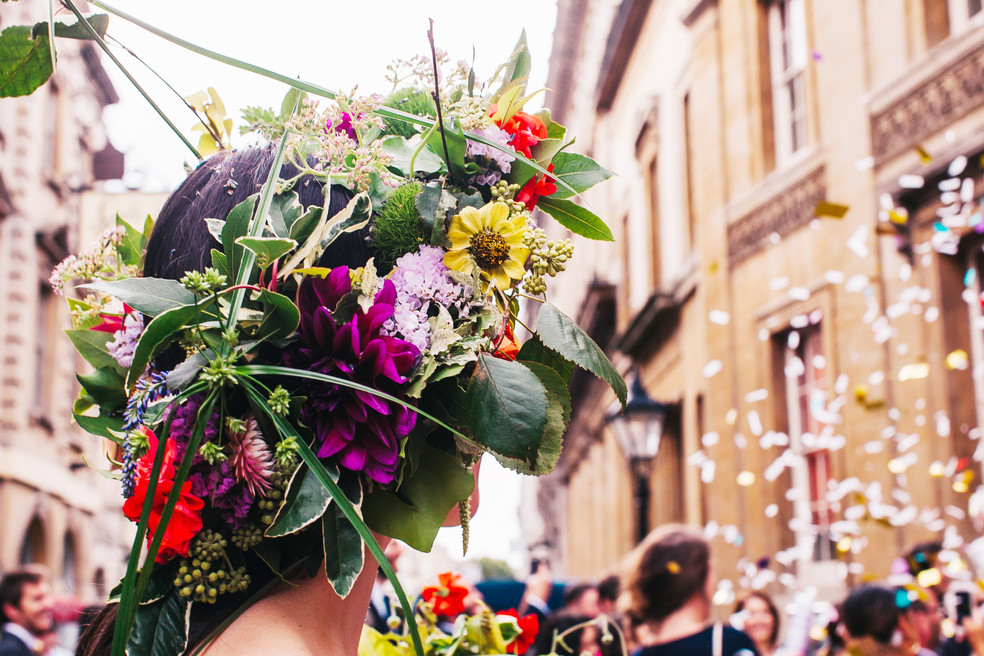 Wildly Beautiful Flowers Flower crown