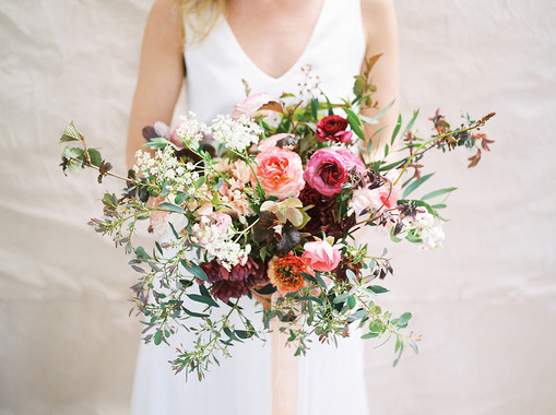 Wildly Beautiful flowers Spring wedding