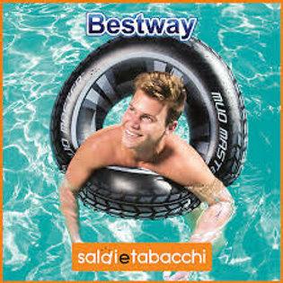 Bestway Schwimmring/ RUOTA MEDIO CM91 36016