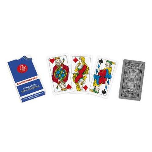 CARTE LOMBARDE 21 553154 (SCOPA)