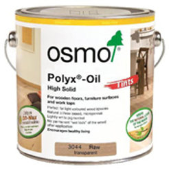 Osmo Polyx Oil (Raw) - 2.5 Litre
