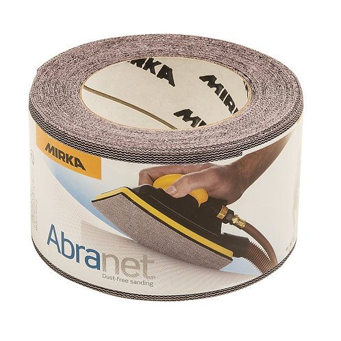 Mirka 180 Grit 75mm x 10metre Roll