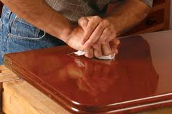 Consultative Advice for Furniture Restoration & Finishing