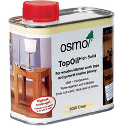 Osmo Top Oil for Benchtops - 500 ml