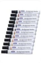 Mohawk Background Markers - 12 Pack