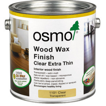 Osmo Wood Wax Finish- Extra Thin - 750 ml