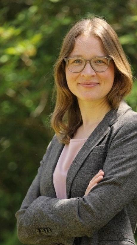 Portrait Psychologin Beraterin Coach Sophia Rossig