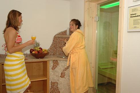 Sauna Hundreitlehen Wellness Berchtesgaden Enstspannen