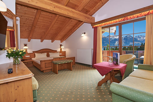 Alpenhotel Hundsreitlehen Zimmer