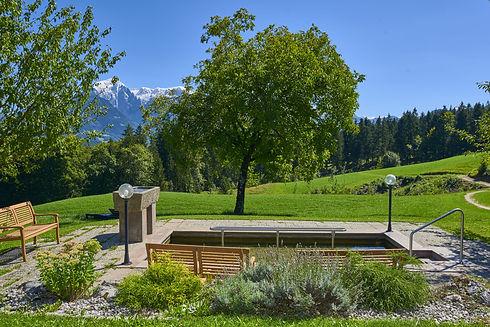 Kneippanlage Hundsreitlehen Berchtesgaden
