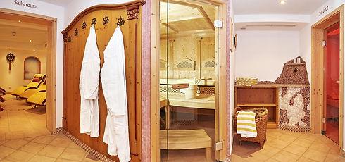 Sauna Wellness Hundsreitlehen