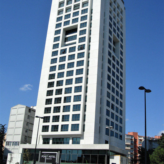 Point Hotel / Istanbul