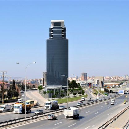 Kuriş Plaza / Istanbul