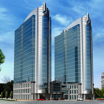 Marine Plaza / Baku
