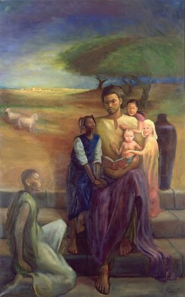 Christ and Children