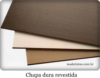 CHAPA DURA
