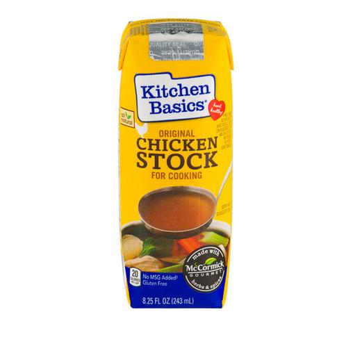 Kitchen Basics Original Chicken Stock 8 25oz