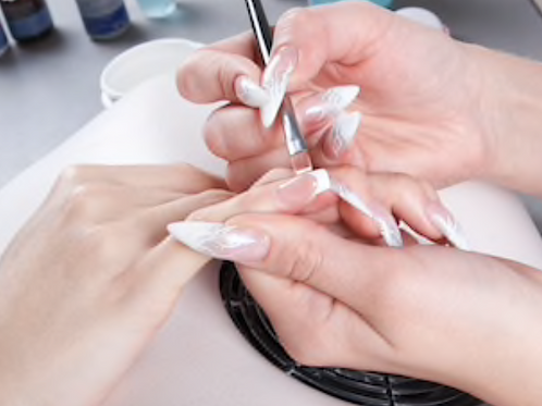 Gel & Acrylic Nail Extensions Course - 19th-21st January 2021