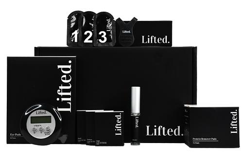Lifted Essential - Lash Lift & Brow Lamination Kit