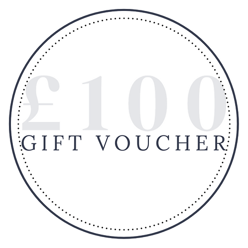 Gift Voucher - £100 (20% extra for free)