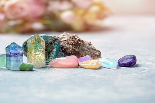 Priority Booking - Crystal Therapy Course