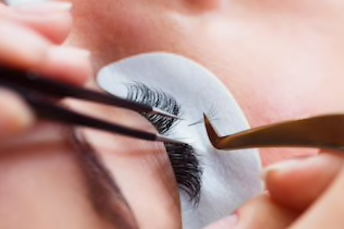 Russian Lash Extensions Course - 9th January 2021