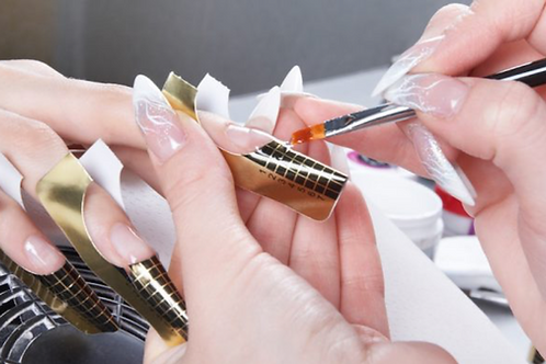 Acrylic Nail Sculpting - Friday 20th August 2021