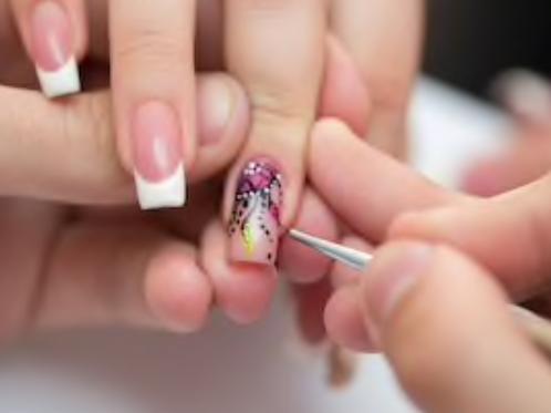 Gift Voucher - Gel Polish Nail Art Course