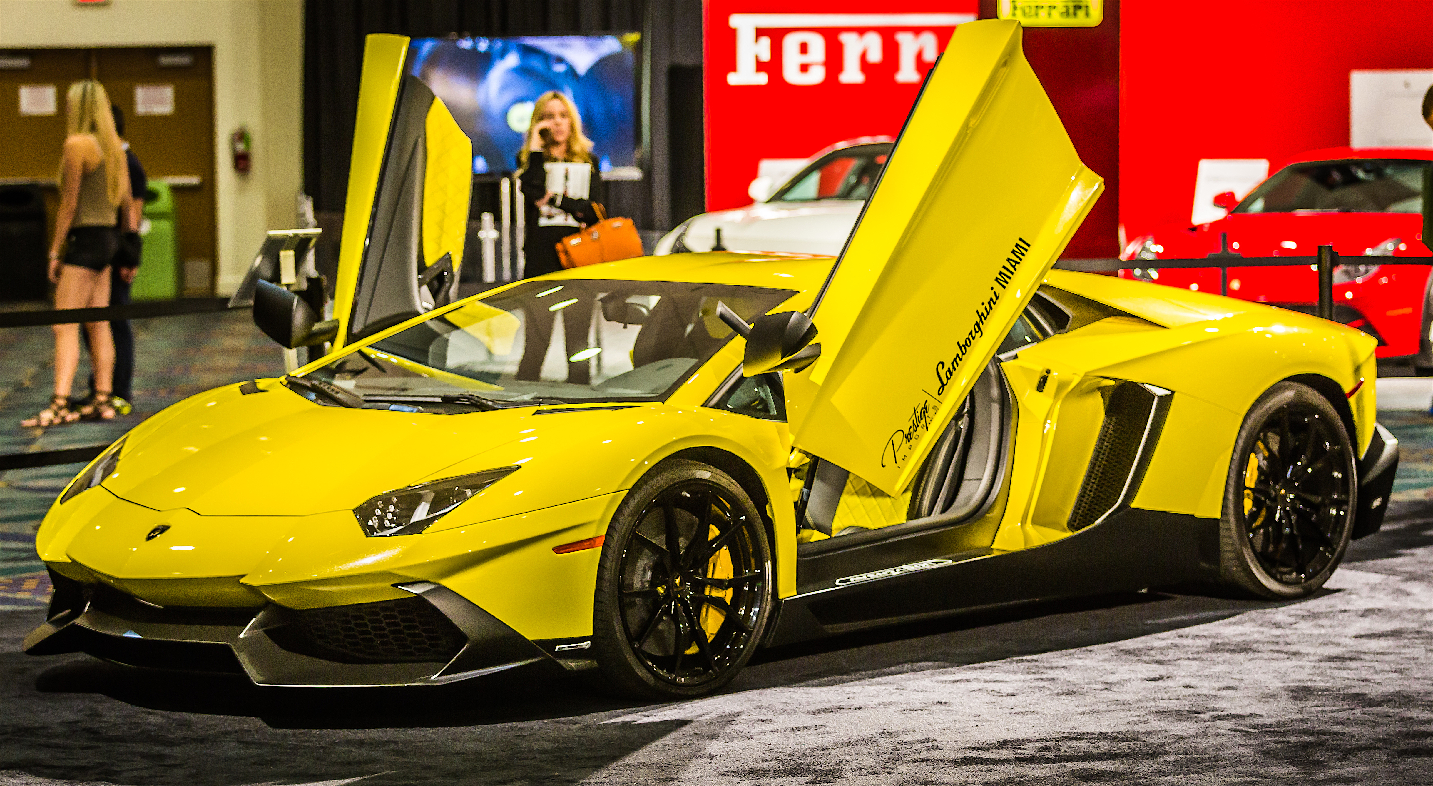 Auto Show Miami, Jorge Martinez Gualdron, Jorge Martinez Photography, Miami Photographer, Art Miami,