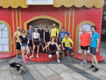 SSH# Run #1641 - The Beijing Run
