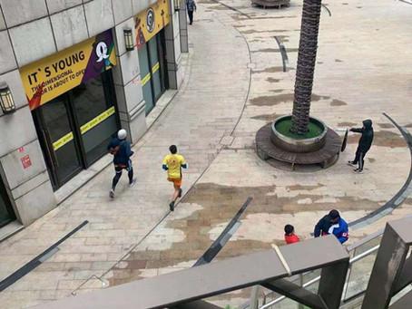 SHH3 Run #1665: The Has-Beens Run
