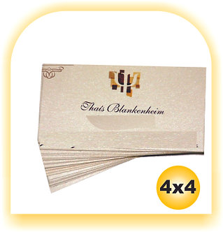 Cartão Pero Plus 4x4 250 unid