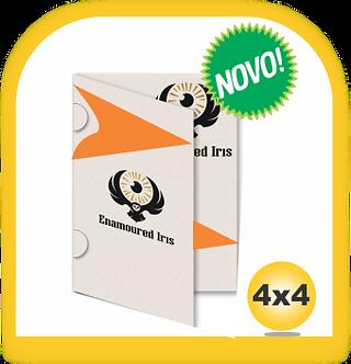 Reciclato Com Orelha 4x4 500 unid