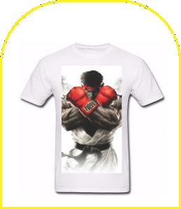Camisas Per. Poliester Impressão A3 Só Frente